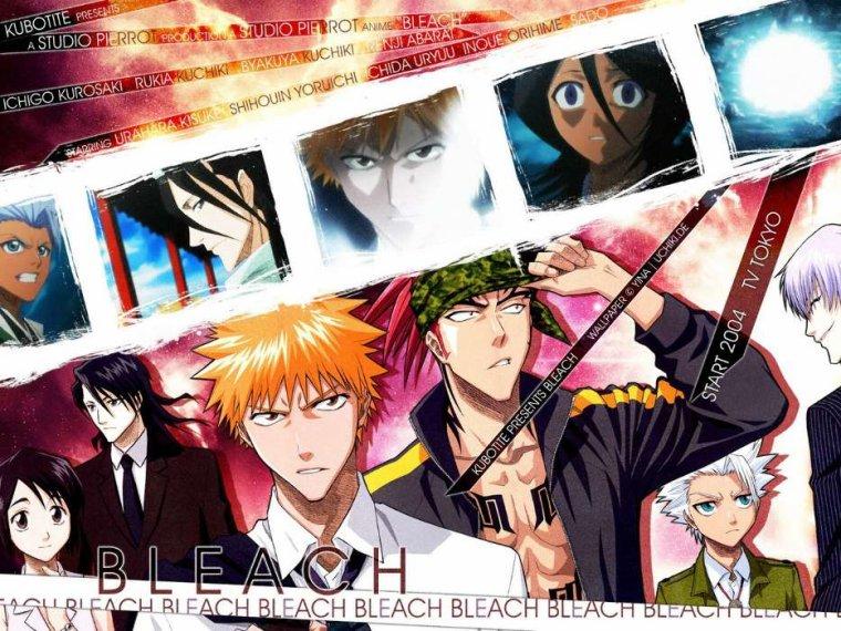 #BestOf 18 : Mon manga favoris du moment.... Bleach !