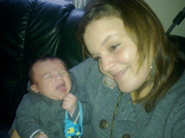 ma belote et mon fils