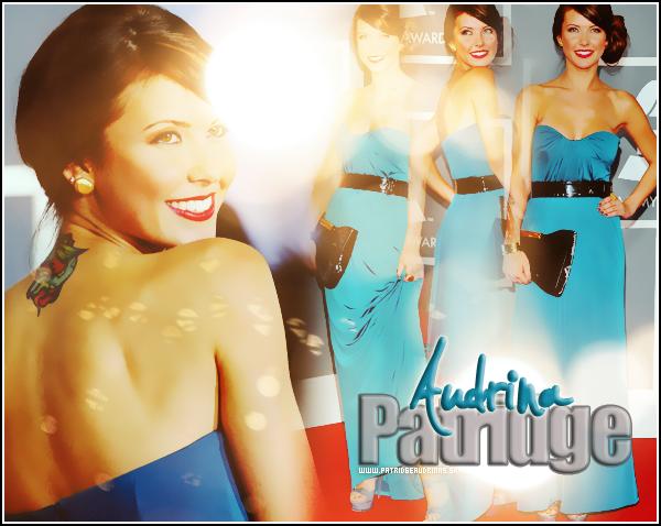 """PATRIDGEAUDRINAS . SKYROCK ● Suis l'actu de la sublime Audrina Patridge !  Audrina Cathleen Patridge est une actrice américaine, née le 9 mai 1985 à Placentia, en Californie. Elle est connue pour avoir participé à l'émission de télé-réalité de MTV, Laguna Beach : The Hills. Elle a joué dans les films : Sorority Row (Megan Blair) et Into The Blue 2 (Kelsey). Elle va tourner sa première télé-réalité, appelé Audrina, qui va sortir en Avril 2011. Elle a participé à l'émission américaine """"Dancing With the Stars""""."""