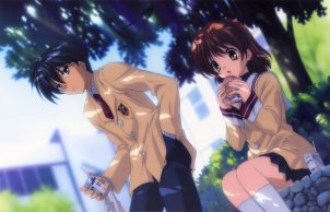 Fiche anime: Clannad