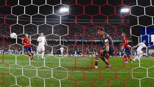 But de Giroud ♥ France - Espagne 16/10/2012