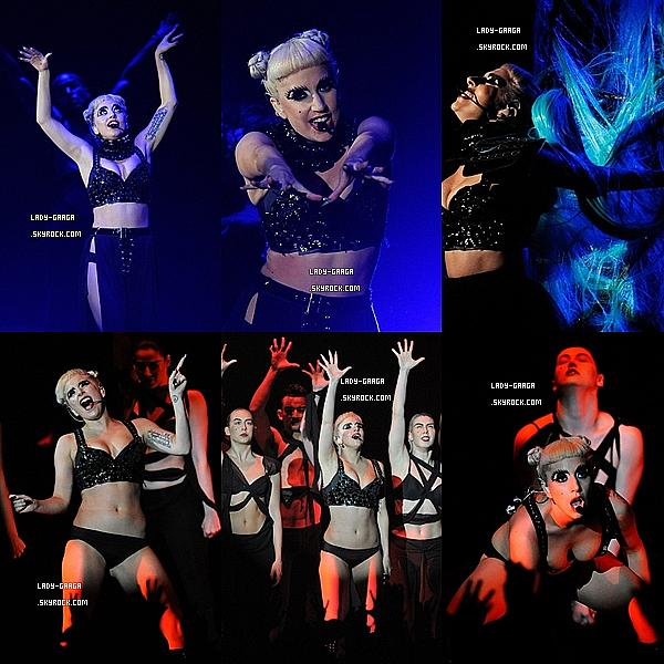 . Samedi 25 Juin - Gaga sera présente aux MTV Video Music Aid Japan, pour venir en aide à la Croix-Rouge suite aux catastrophes naturelles qui ont frappé le Japon..