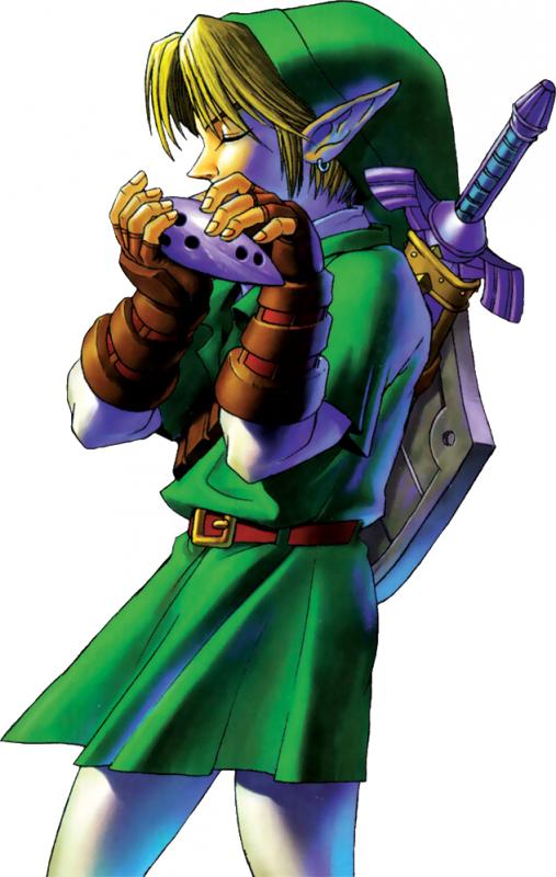Les musiques de The Legend of Zelda :
