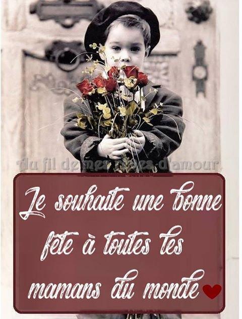Bonne fête aux mamans de Belgique , la suisse ........