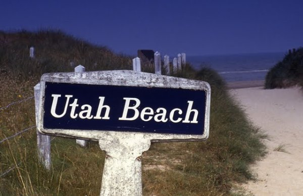F0FVK / TM70 UTAH BEACH IN99JK ...