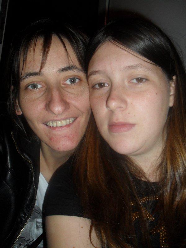 mon amie et moi