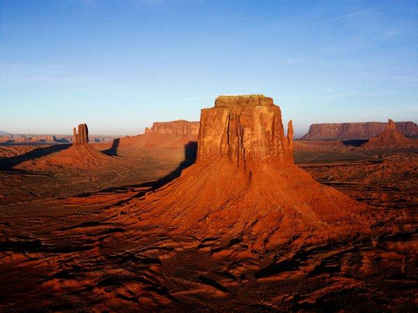 Chapitre 3 : Le début des aventures, le Far West