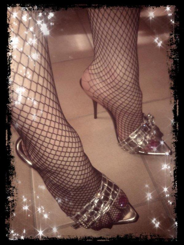 A mes pieds ;)