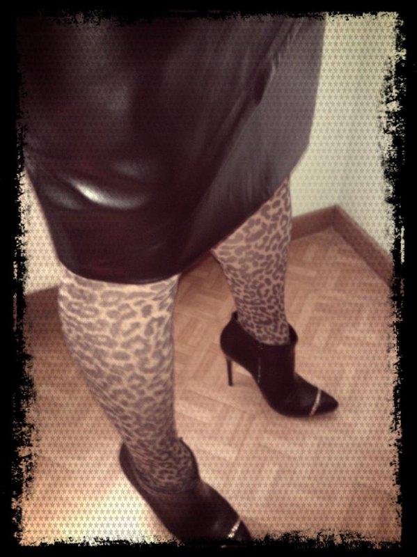 Miss léopard hihi