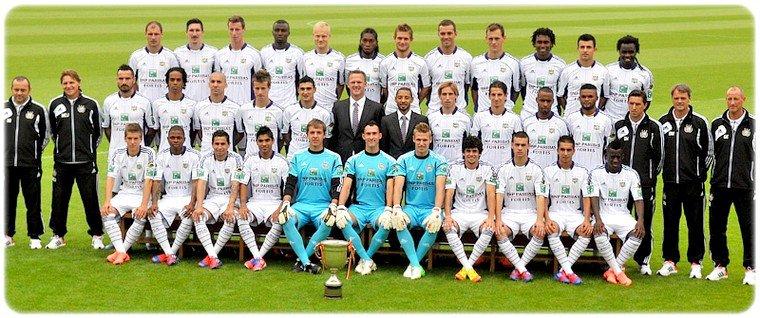 l'Equipe 2012 - 2013
