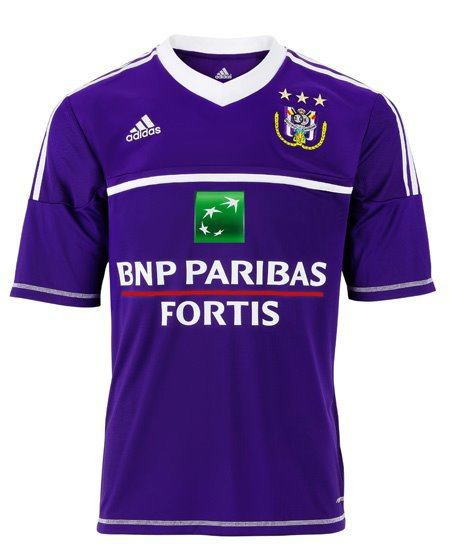 Maillot 2012 - 2013