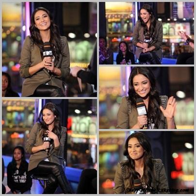 """Shayy était à L'émission """"The Seven"""" Le 26 Janvier."""