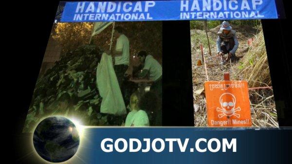 HANDICAP INTERNATIONAL Dès LE 16 octobre sur www.godjotv.com