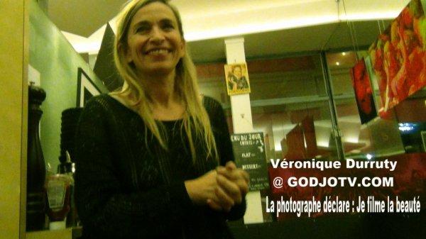 Véronique Durruty dans le programme GODJO TV du 1er au 15 Janvier 2014