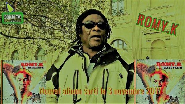NOUVEL ALBUM reggae