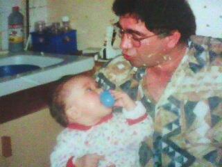 Papa ; 2008 Cette Vielle Années Qui As Tout Gaches ... ;'(
