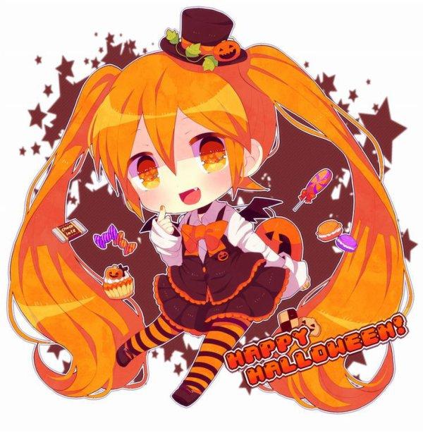 Happy Halloween tout le monde !