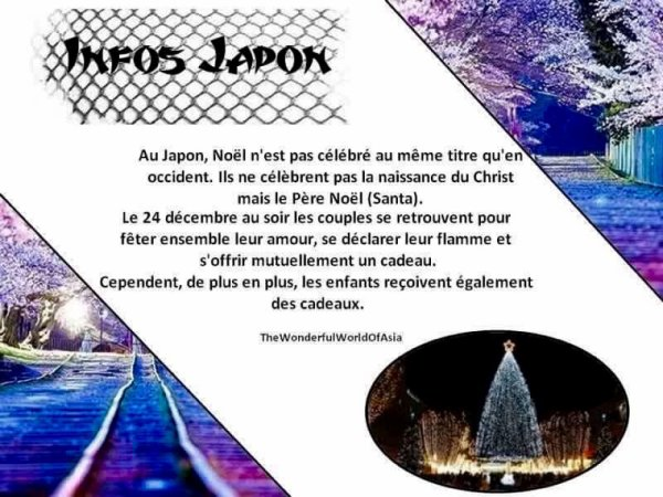 Infos Japon