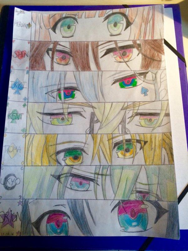 Mon dessin d'Amnesia ☆