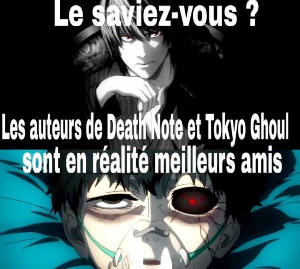 Le saviez-vous ? Version manga (3)