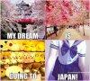 Mon rêve c'est d'aller au Japon *^*
