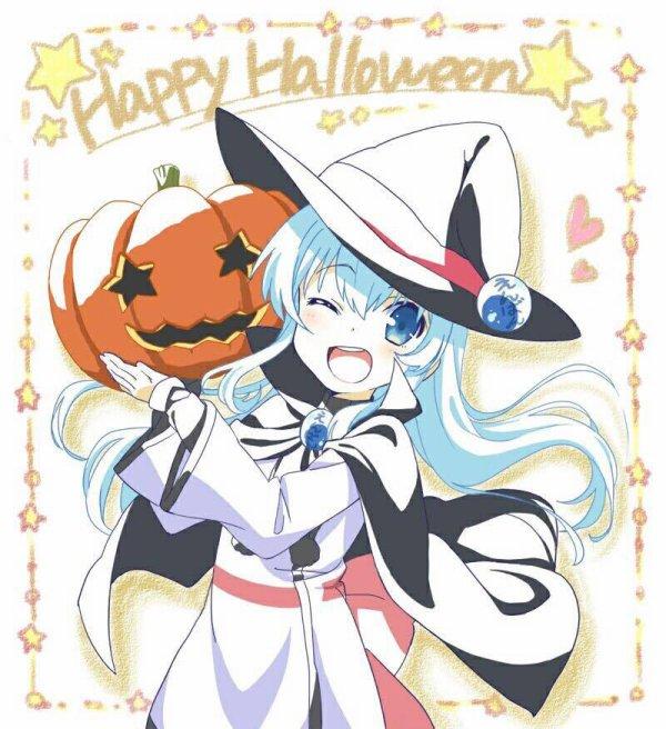 Happy Halloween ~ !