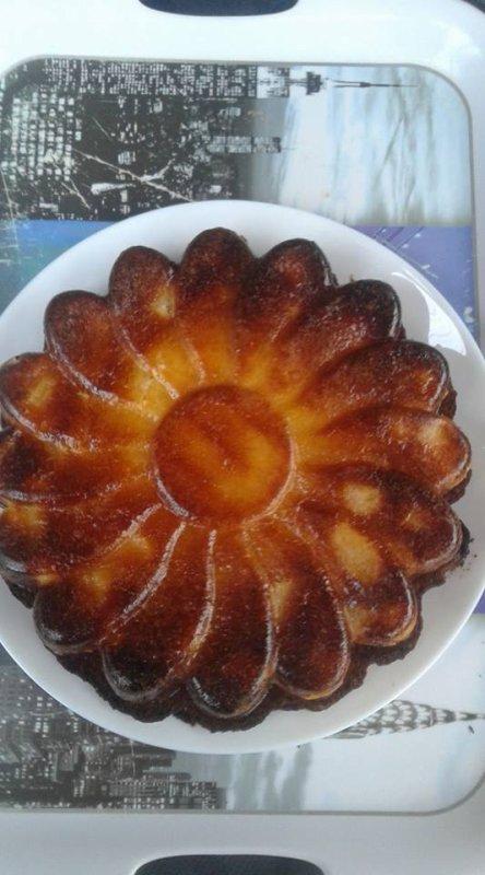 gateaux abricot