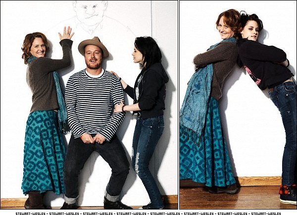 "Nouvelle images de Sundance ""Welcome To The Rileys"" Portraits"