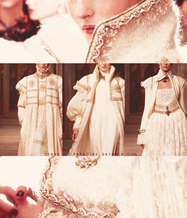 La Mode est un éternel recommencement