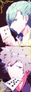 Personnages du manga ~