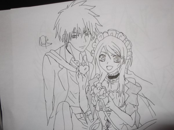 Usui takumi et Misaki !