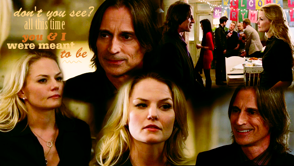 Once Upon A Time?! Seulement les Gold/Emma ;)