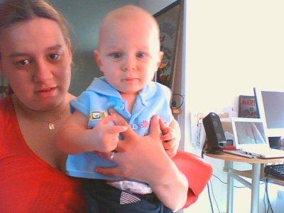 mon  petit  cousin et moi