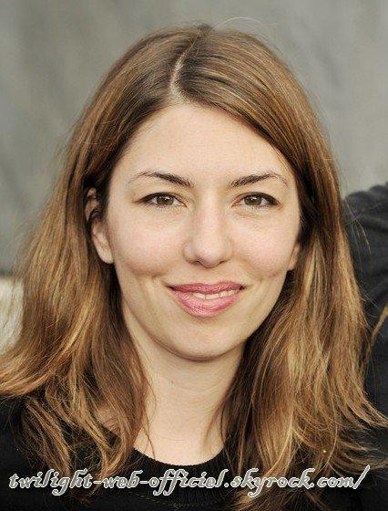 Sofia Coppola explique son intérêt pour Breaking Dawn