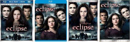 •Sortie du DVD d'Eclipse le 3 décembre en France!