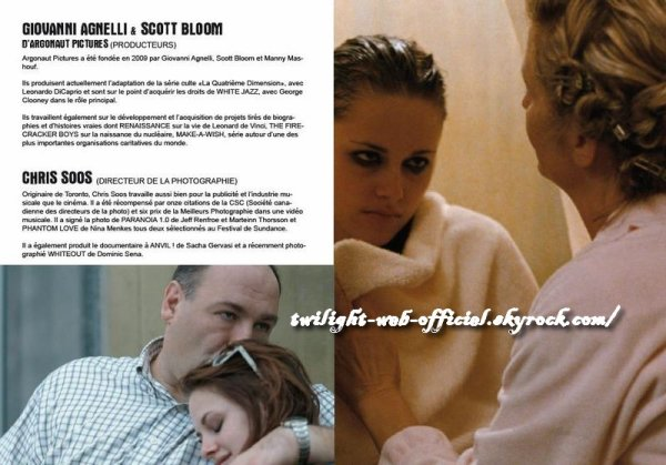 •Dossier de presse Welcome to the Rileys parti 2