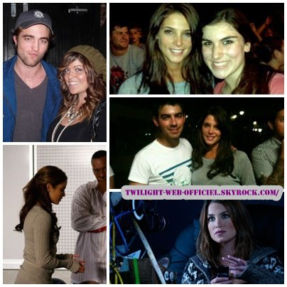 photos de rob kristen nikki reed et ashley