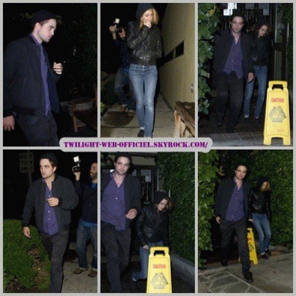Robert & Kristen : Candids HQ