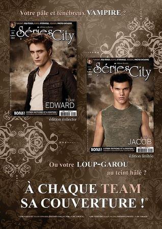 Séries City n°4 en vente le 9 octobre avec 2 couvertures  Speak avec Kristen Stewart en DVD le 2 décembre en France