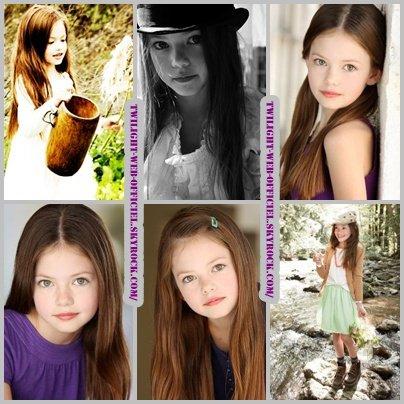 •Officiel : Mackenzie Foy dans le rôle de Renesmée