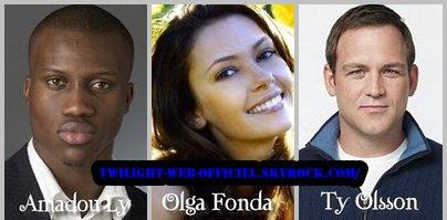photos de nikki reed kristen stewart asley et eclipse Summit annonce de nouveaux acteurs pour Breaking Dawn