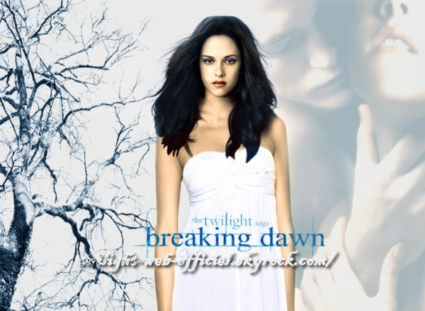 •Résumé officiel des films Breaking Dawn