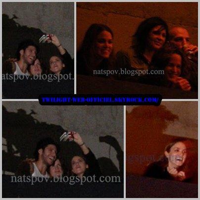 photos de nikki reed •Rob, Kristen et Stephenie sont arrivés à Rio et création