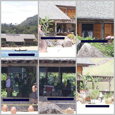 •Kris et Rob à Paraty + Nouvelles photos de la maison d'Esmé