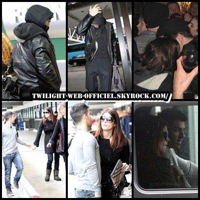 photos de ashley et kelian pour le tournage de Breaking Dawn  et photos de rob et nikki et ashley créa fans