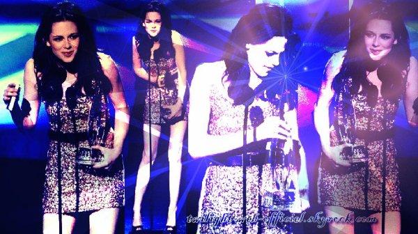 Retour sur les People's Choice Awards 2011 (photos