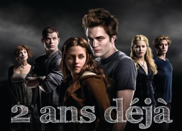 new de la saga twilight