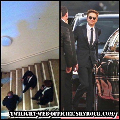 •Photos de Rob aux Golden Globes 2011 photos de bella et edward de Breaking Dawn photos de rob