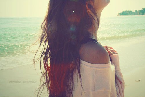 Le c½ur d'une femme est un océan de secrets.