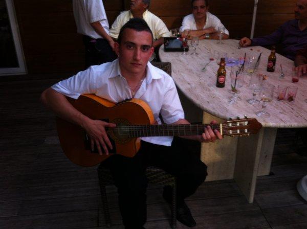 Moi et le flamenco :D